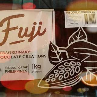 Fuji Chocolate Extraordinary Creations