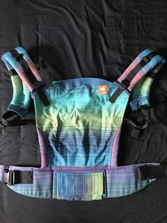 BNWT Tula Full Standard WC Girasol Summit Azul Pacifico