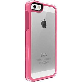 OtterBox Symmetry iPhone 6/6s Case: (Clear Pink)
