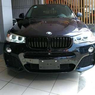 正15年出廠 BMW X4 正M版
