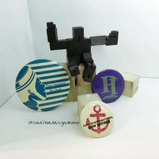 Unisex Accessories/Porter Brooch