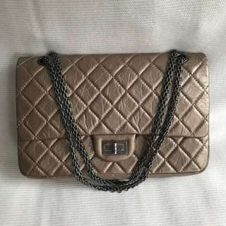 Chanel 2.55 Reissue Bag in Jumbo size 226
