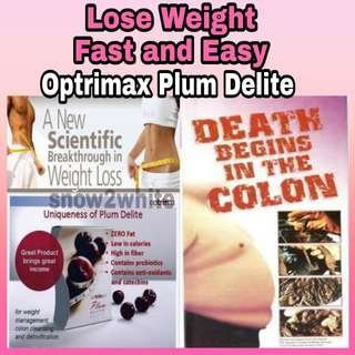 BWL OPTIMAX PLUM DELITE