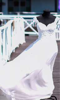 For Rent: Wedding Gown