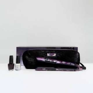 Ghd platinum Nocturne collection styler gift set