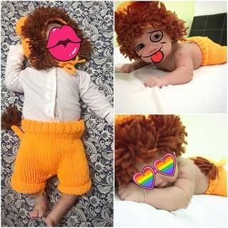 Baby lion costumes