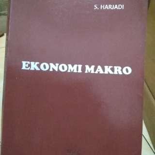Buku teori ekonomi makro #UBL2018