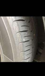 Best Comfort Yokohama Tyres AE01
