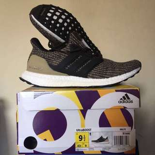 Ultraboost 4.0 Dark Mocha (Steal Deal)