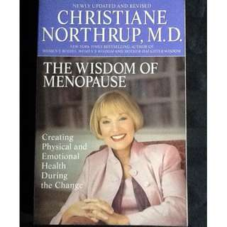 THE WISDOM OF MENOPAUSE ChristianeNorthrupMD