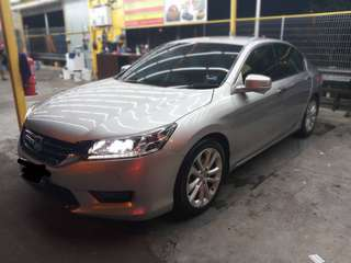 HONDA ACCORD 2.4L CONTINUE LOAN