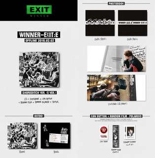 WINNER; EXIT:E [Shoreditch Version]
