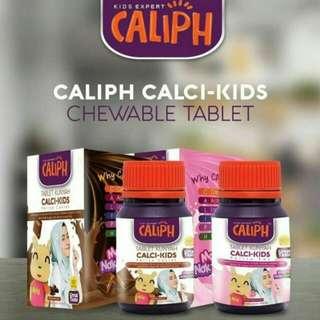 Caliph calci-kids chewable tablets