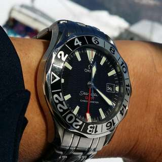 Omega Seamaster 50th Anniversary Limited Edition