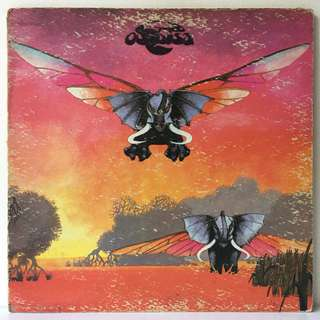 Osibisa ‎– Osibisa (1971 USA Original in Gatefold Sleeve - Vinyl is Very Good)