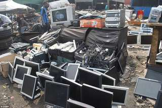 Give Away Your Broken Electronics !