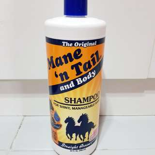 Mane n Tail Hair Shampoo
