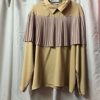 Gorgeous Country Blouse - Big size