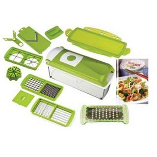 Vegetable fruit peeler slicer cutter chopper