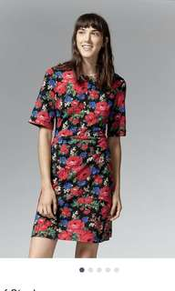 BNWT Warehouse Floral Dress