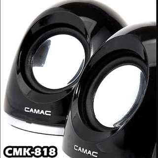 (全新) Camac(佳美特)CMK-818 喇叭