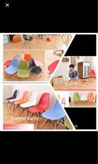 (Ready Stock ) Nordic Children, Kid's Chair