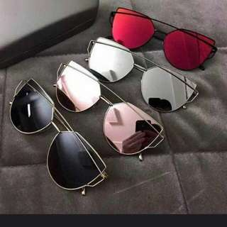 (PO) Cateyes Glasses
