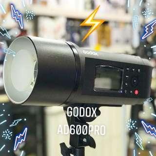 Godox AD600PRO Strobe Light AD600 Pro