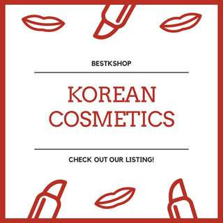 KOREAN COSMETICS SUPPLIER
