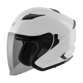 全新 THH T560S 珍珠白 安全帽