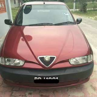 Alfa Romeo 146 1.7 Boxter 1996 (M)