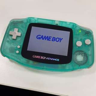 Game Boy Advance AGS 101 Mod (Backlit)