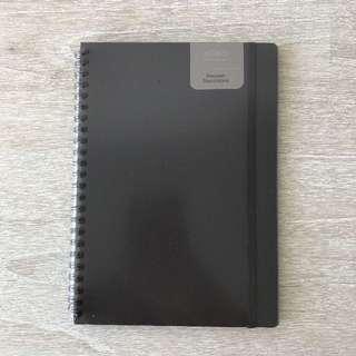 DAYCRAFT Black Sketchbook