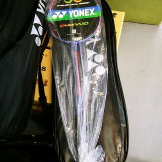 Yonex Duora 10 Two Faces Racquet for a Better Game