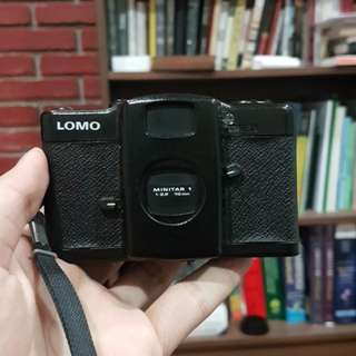 LOMO LC-A Russian Made