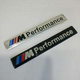 M-performances Emblem for BMW