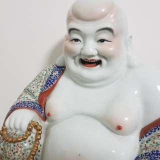 万花寿桃弥勒佛 (福建会馆款)