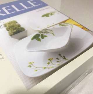 (FREE DELIVERY) Corelle European Herbs