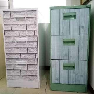 File Cabinet/ Lemari Arsip Besi 3 Laci