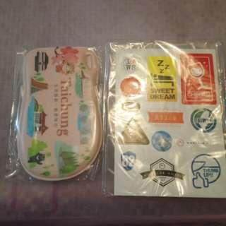 台灣行李牌連貼紙