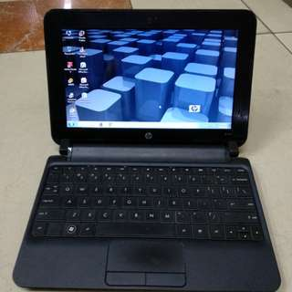 Notebook hp mini 110-3000