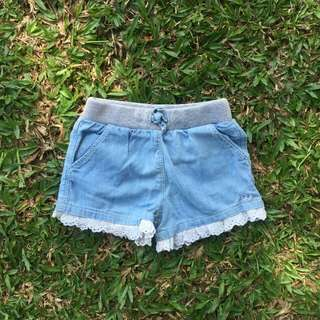 Gucci Original Denim Short