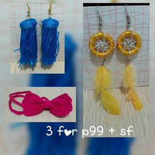 Sale! 3 for p99