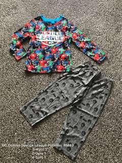 Marvel character designs pyjamas