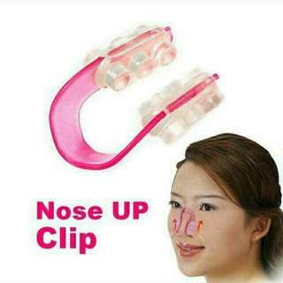Nose up clip