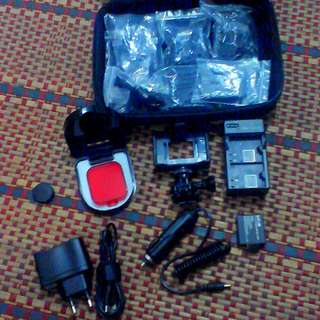 Sj cam 4000 travel accessories