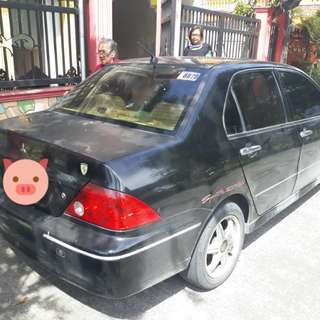 Car for sale lancer MX sports edition op of the line..