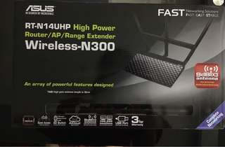 ASUS WIRELESS N-300 ROUTER