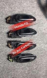 Honda FD handle assembly
