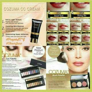 Cozuma make up
